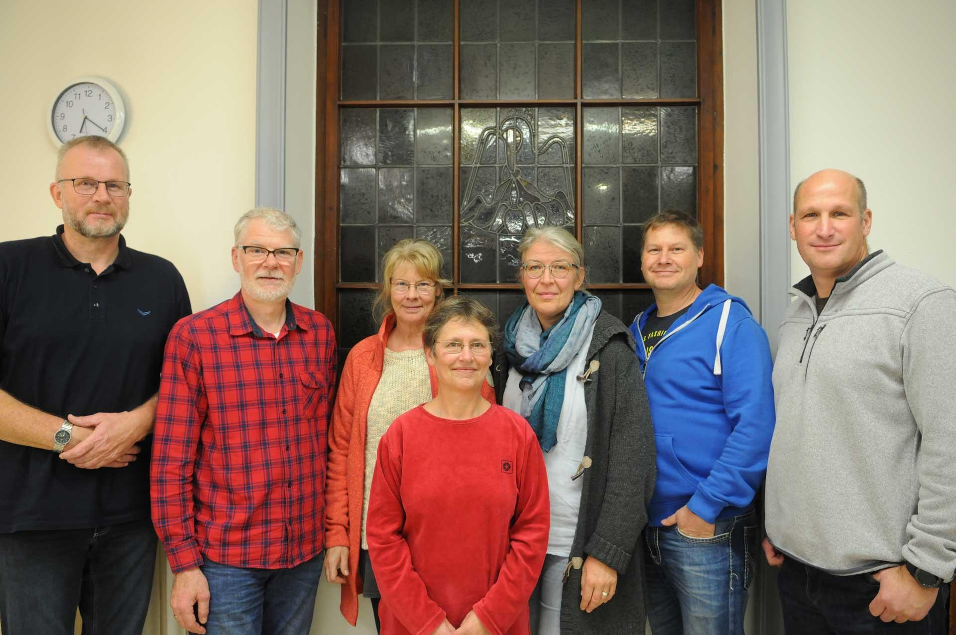 Konstituierende Sitzung Des Neukirchener Bruderschaftsrates
