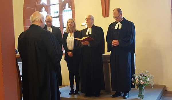 Thomas Seidel Wird Leiter Der Diakonenausbildung Am Dbi