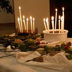 Abschied, Geburtstag Und Zukunft In Rickling