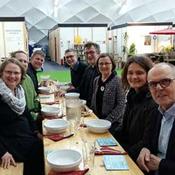 Vorstandssitzung VEDD In Berlin