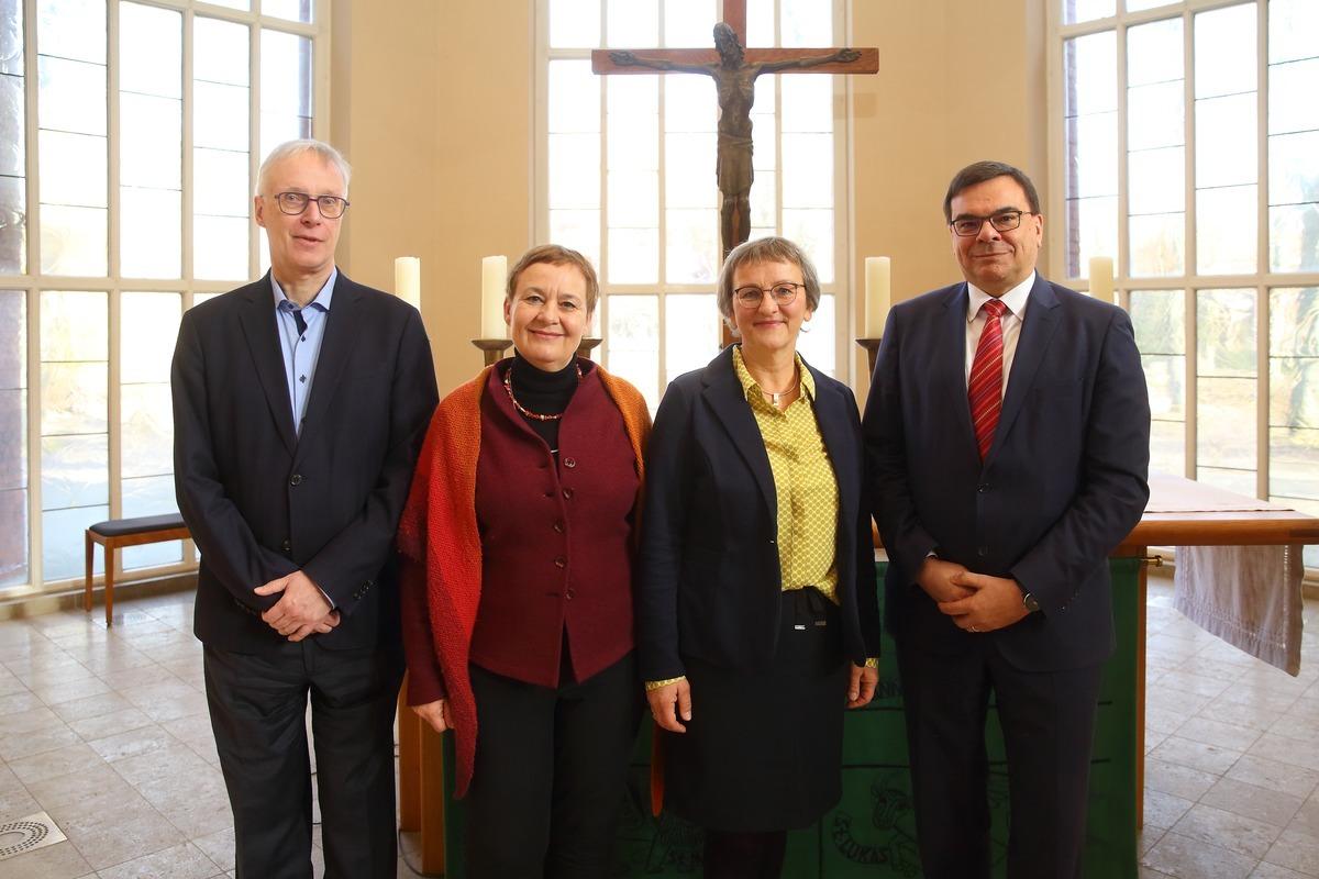 Anne Hanhörster Wird Stiftungsvorsteherin Des Evangelischen Johannesstifts