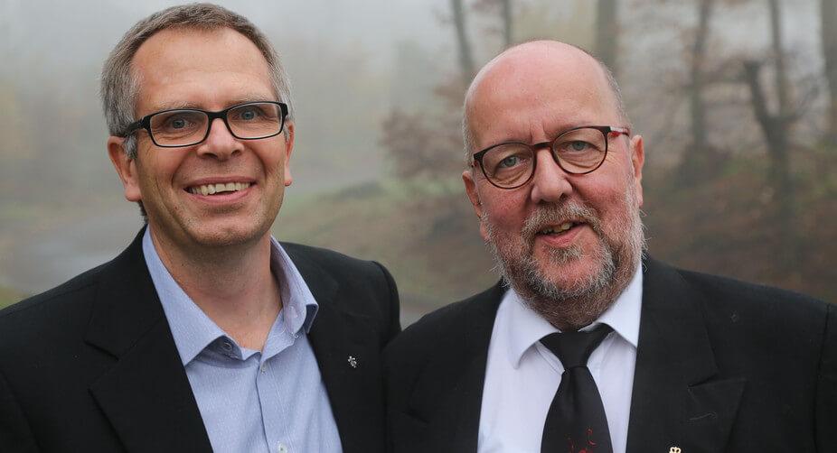 Wittekindshof: Achim Steinmeier Neuer Ältester