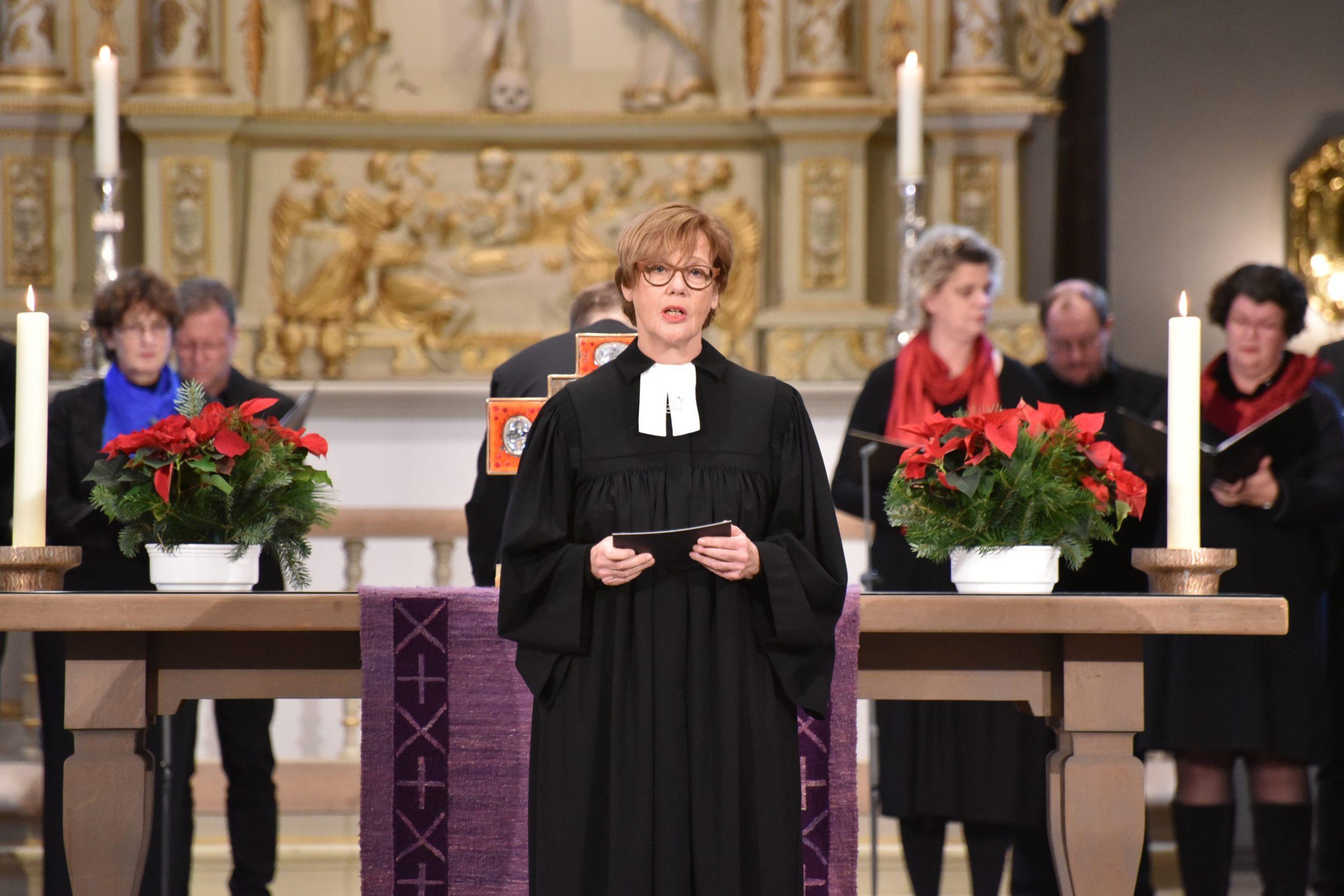 Cornelia Füllkrug-Weitzel Wird Honorarprofessorin