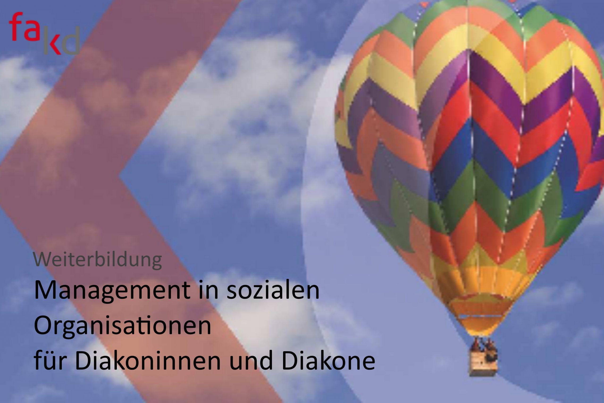 Weiterbildung: Management In Sozialen Organisationen
