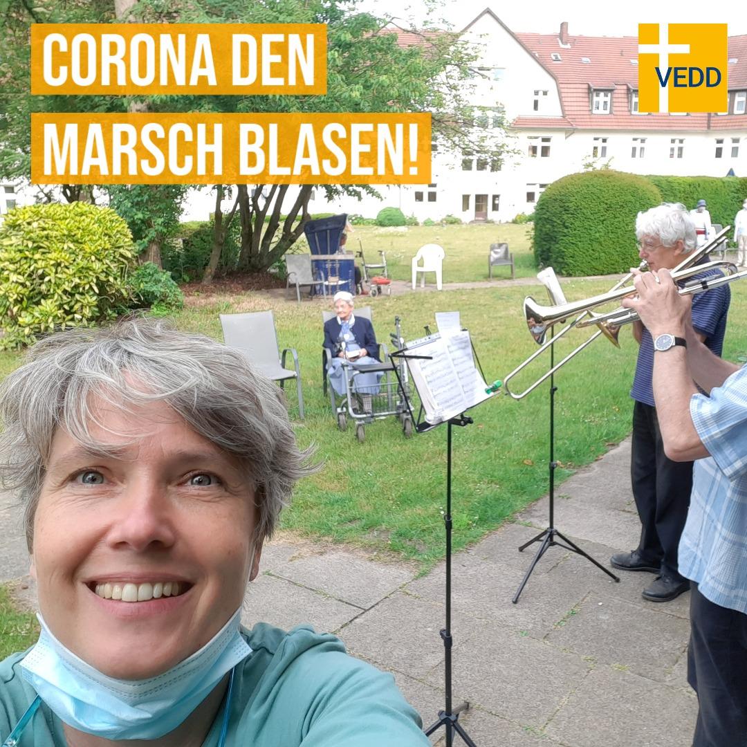 """""""Corona Den Marsch Blasen!"""" – Diakon_in Zeiten Von Corona"""