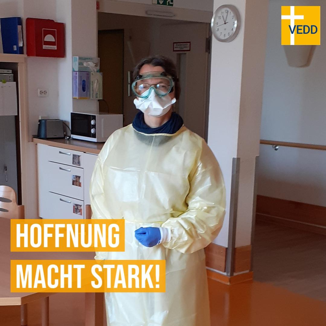 """""""Hoffnung Macht Stark!"""" – Diakon_in Zeiten Von Corona"""