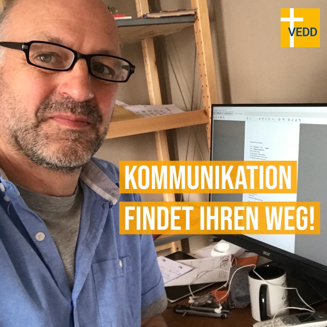 """""""Kommunikation Findet Ihren Weg!"""" – Diakon_in Zeiten Von Corona"""