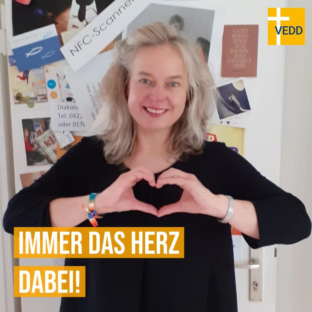"""""""Immer Das Herz Dabei!"""" – Diakon_in Zeiten Von Corona"""