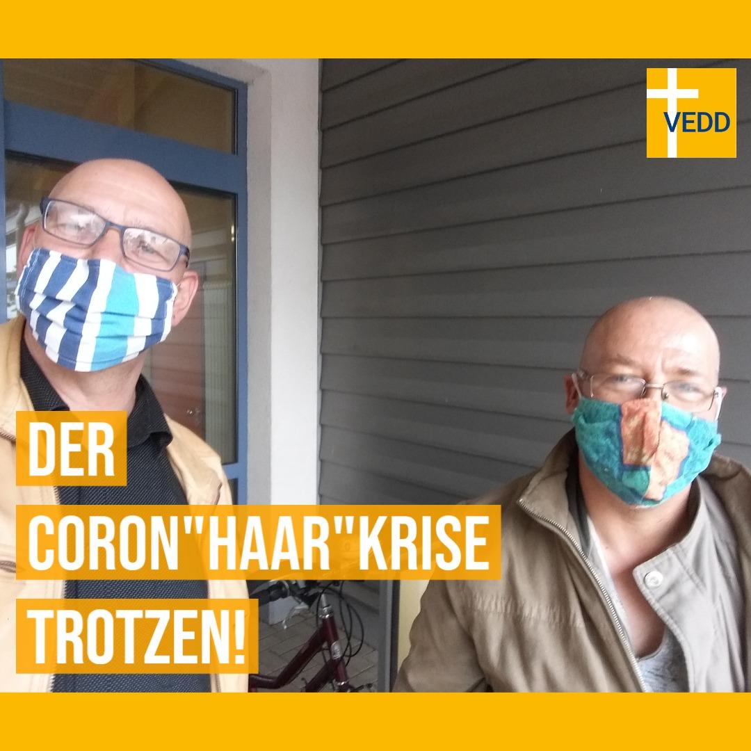"""""""Der Coron""""haar""""krise Trotzen!"""" – Diakon_in Zeiten Von Corona"""