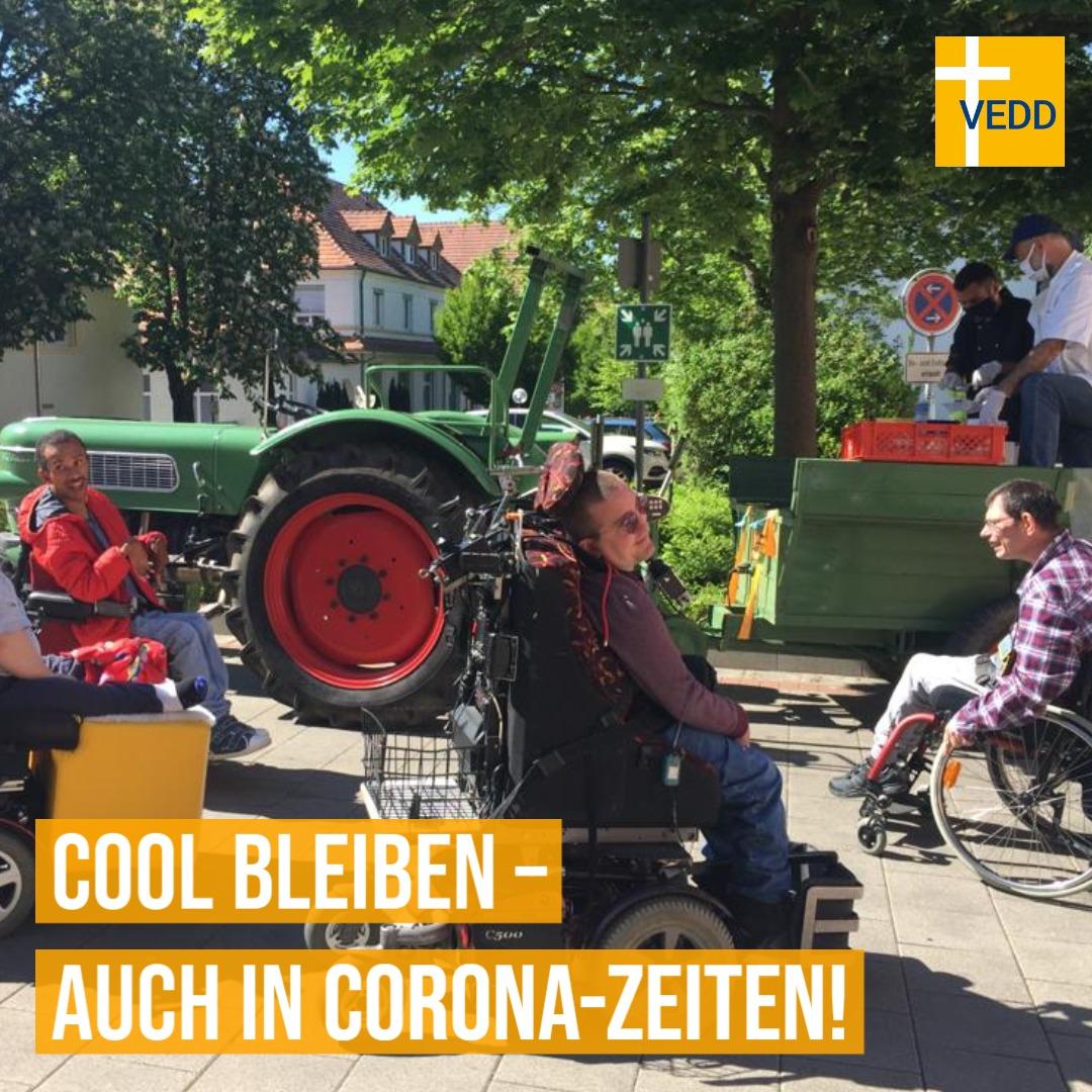"""Cool Bleiben – Auch In Corona-Zeiten!"" – Diakon_in Zeiten Von Corona"