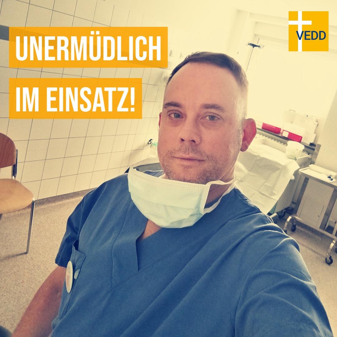 """""""Unermüdlich Im Einsatz!"""" – Diakon_in Zeiten Von Corona"""