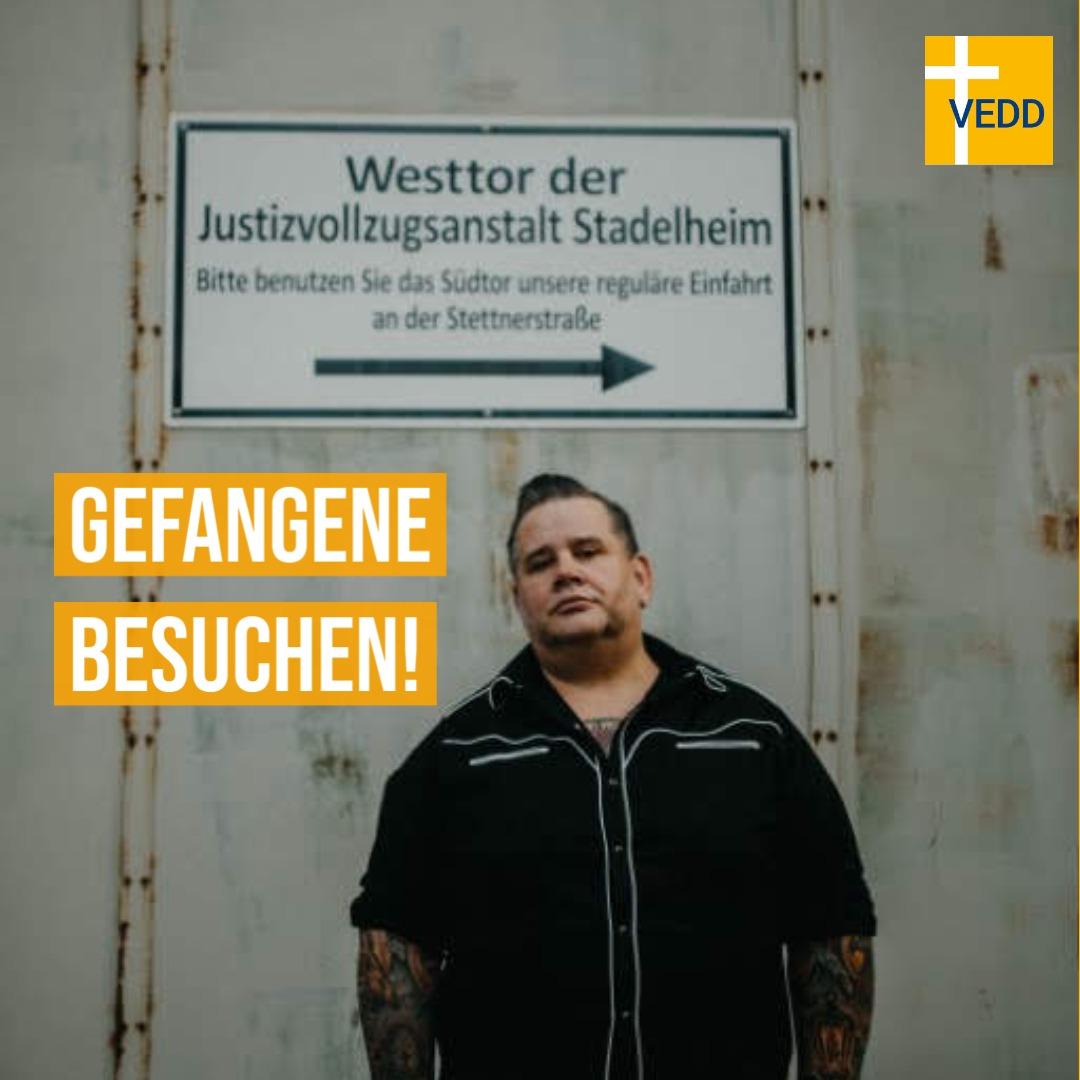 """""""Gefangene Besuchen!"""" – Diakon_in Zeiten Von Corona"""