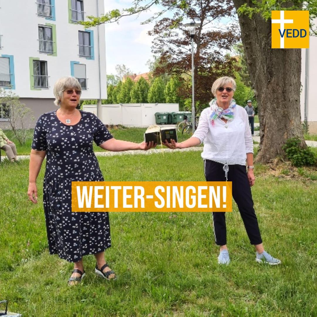 """""""Weiter-singen!"""" – Diakon_in Zeiten Von Corona"""