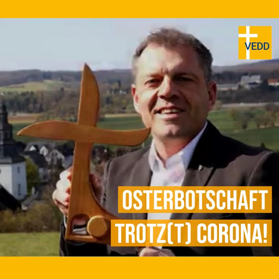 """""""Osterbotschaft Trotz(t) Corona!"""" – Diakon_in Zeiten Von Corona"""