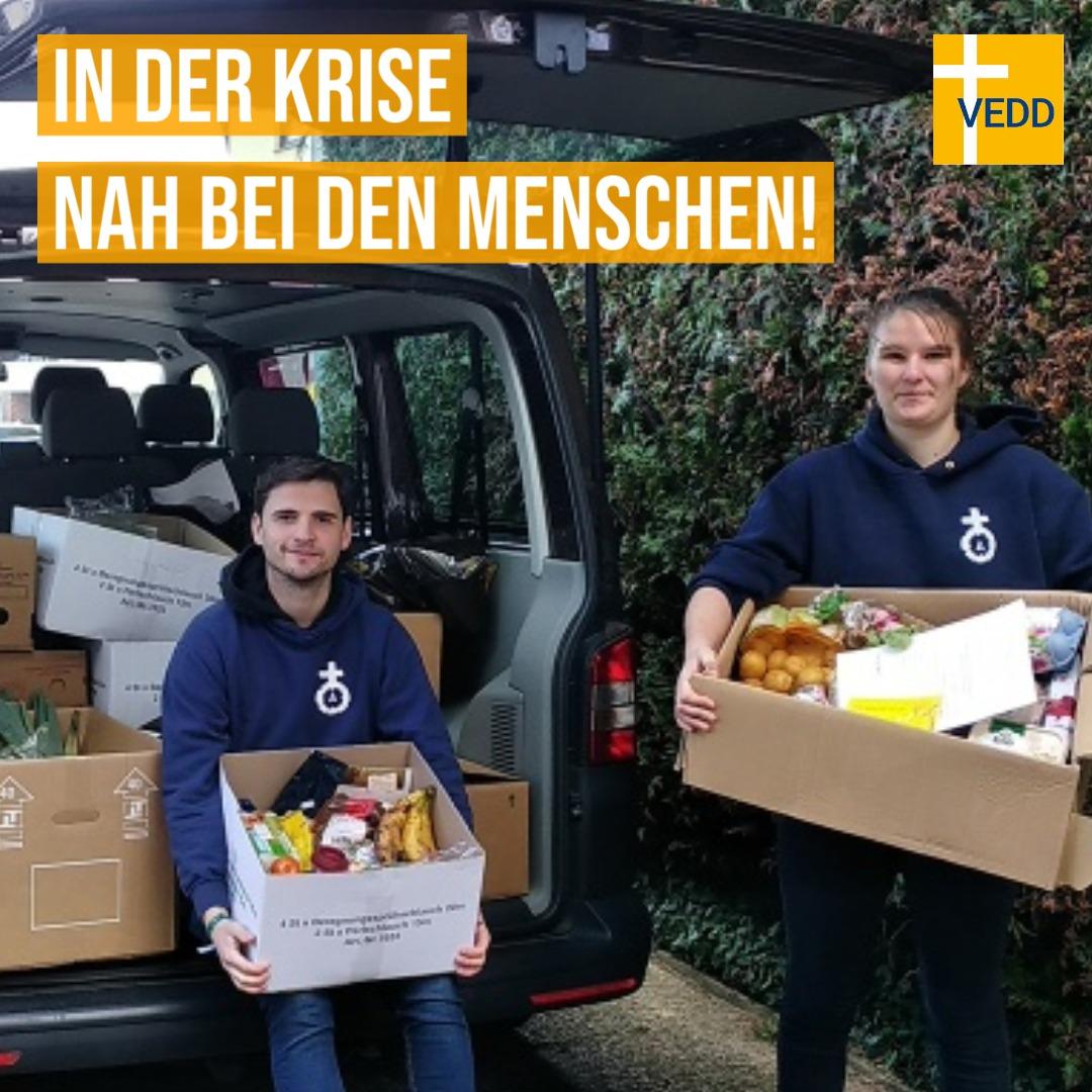 """""""In Der Krise Nah Bei Den Menschen!"""" – Diakon_in Zeiten Von Corona"""