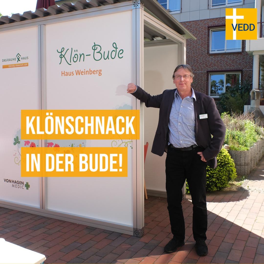 """""""Klönschnack In Der Bude!"""" – Diakon_in Zeiten Von Corona"""