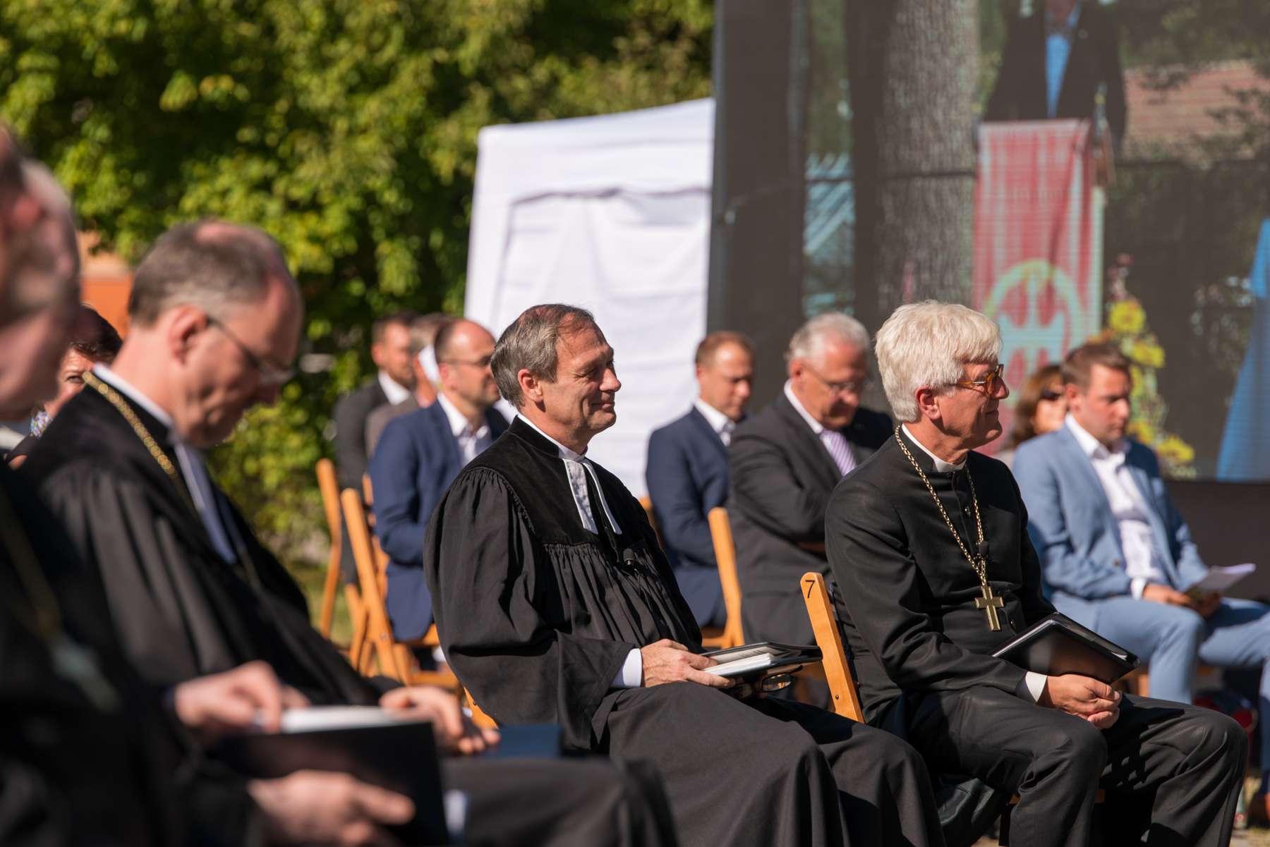 Einführung Rektor Reiner Schübel In Rummelsberg