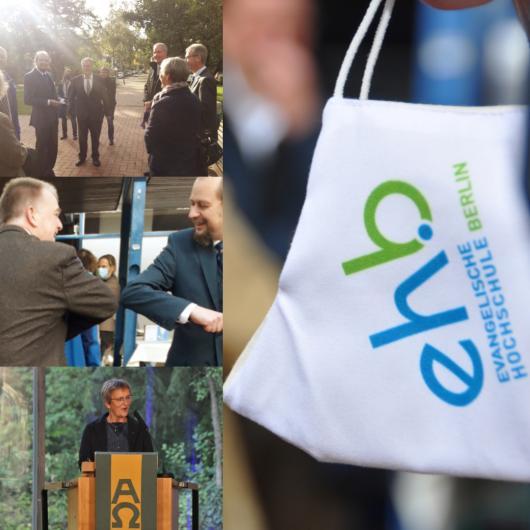 Der Neue Studienschwerpunktes Diakonik An Der Evangelischen Hochschule In Berlin