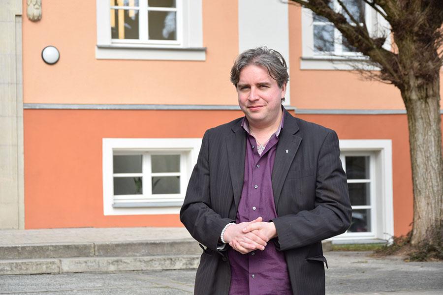 Diakon Tobias Petzold: VEDD-Geschäftsführer