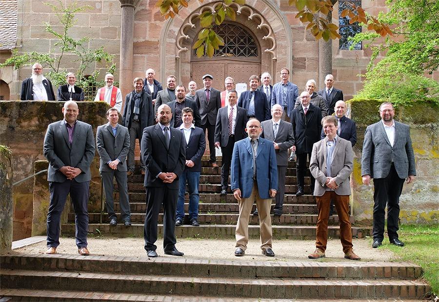 66 Diakone Feierten Zwischen 25 Und 75 Jahre Mitgliedschaft Bei Der Rummelsberger Brüderschaft