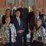 Diakon Peter Barbian wird als Leiter der Rummelsberger Brüderschaft und Vorstandsmitglied der Rummelsberger Diakonie e.V. eingeführt